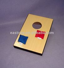 Mini Bean Bag Toss Game,Mini table Cornhole Game,Mini bean bag table toss game