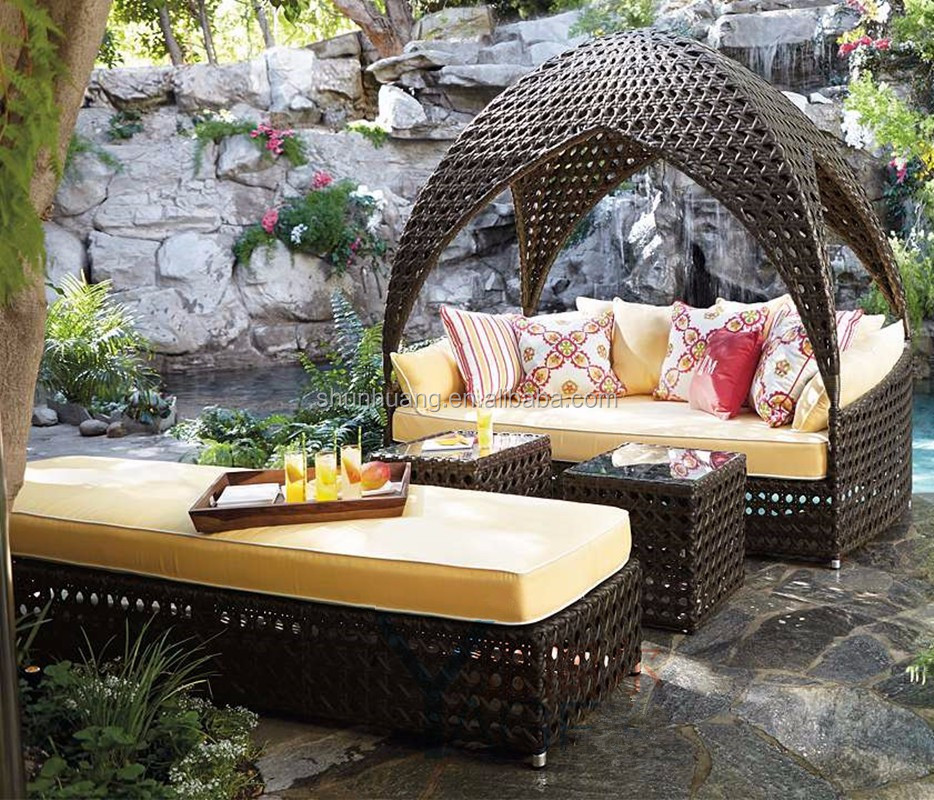 Used Outdoor Daybed, Used Outdoor Daybed Suppliers And Manufacturers At  Alibaba.com
