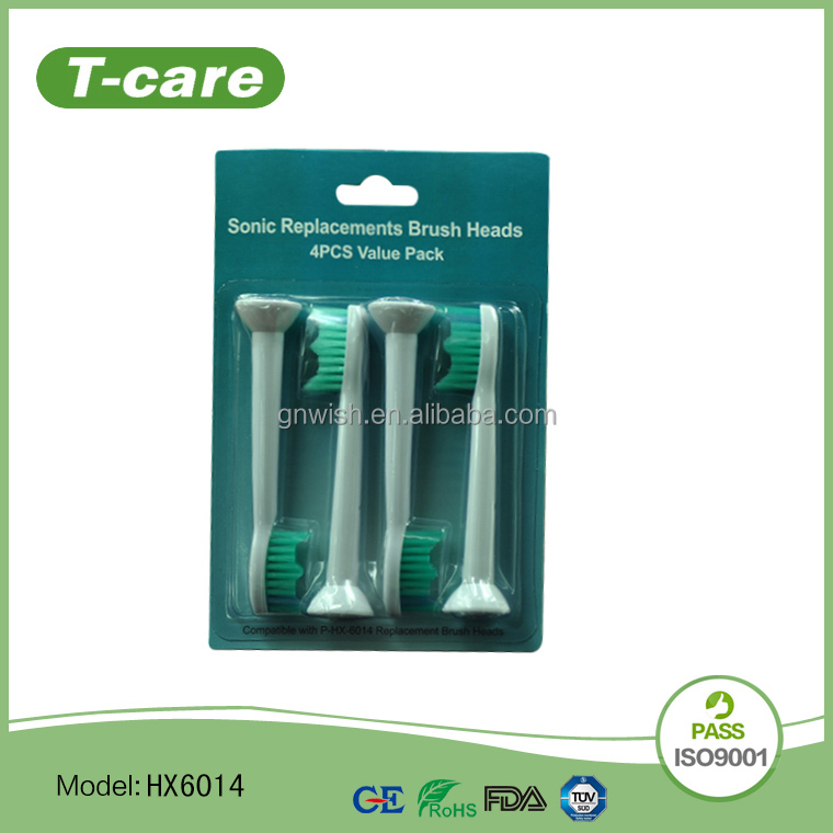 high quality HX6014 disposable toothbrush head