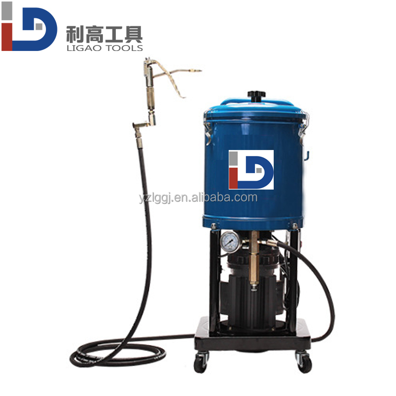 Electric Grease Gun >> Top Selling Grease Pump 220v Grease Gun 25l Lur Oil Pump Electric Oil Pump Grease Tool Buy Auto Oil Pump 15100 64041 15100 64042 Motor Lube Oil