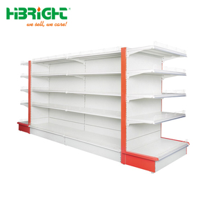 good price grocery store retail display stand racks gondola shelving supermarket shelf for sale