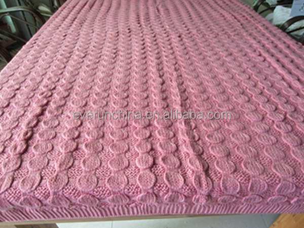 50ch88 100%cotton 100%acrylic 100%wool 3d Polka Dot Machine Knit ...