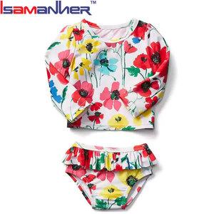 979653f7ed Little Girl Swimsuit