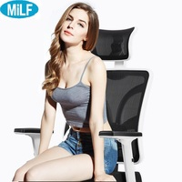 Quanqi Patent Modern Chair Gaming Adjustable Recliner 3D Armrest Visitors Manager Office Desk Chair With Neck Support