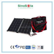 Home Easy Install!diy solar cell kit folding portable solar panel kit for Home use Camping with TUV/CE/CEC/CQC/IEC