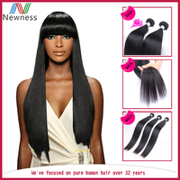 Hot selling in 2016,Large Stock,DHL fast deliver,virgin brazilian hair wholesale Straight hair