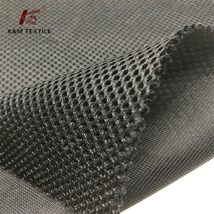air mesh fabric sandwich 3d spacer mesh fabric 100% polyester for shoes garment lining