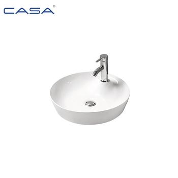 Runde Keramische Handwaschbecken Spule Fur Kuche Buy Becken