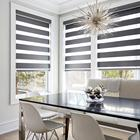 office monsoon windows day and night visor blackout zebra blinds curtain for home