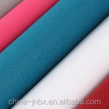 900D polyester oxford waterproof fabric for tent luggages