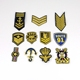 embroidery designs us military patches iron on patches for clothing