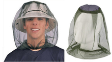 Useful Generic Mosquito Bug Insect Bee Mesh Head Net Protect Hat Fishing Camping Hunting