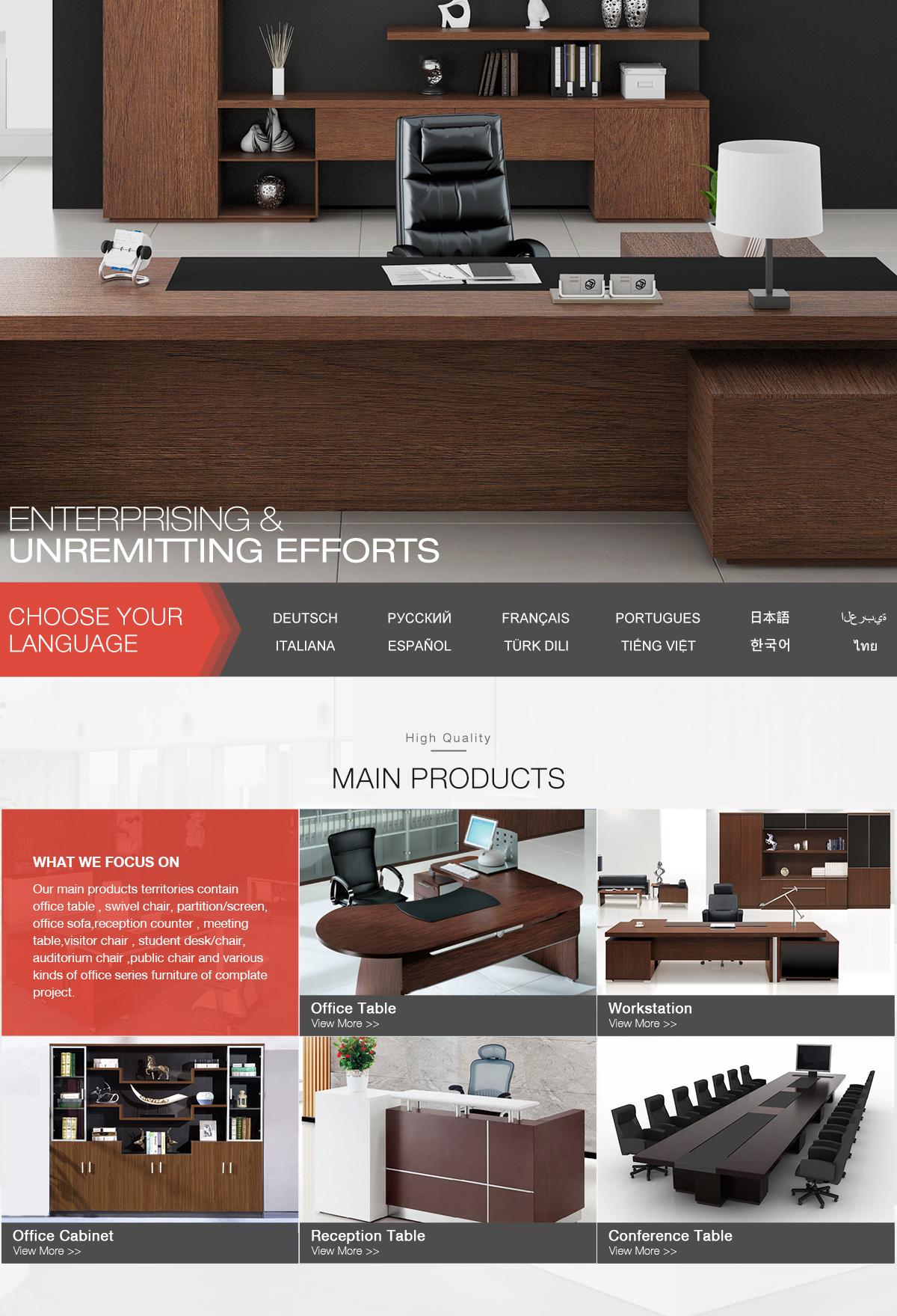 Foshan Shunde Heng Rui Yi Xing Furniture Limited - Office Furniture ...