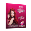 Wellala high quality synthetic hair color chart match with ice cream hair dye