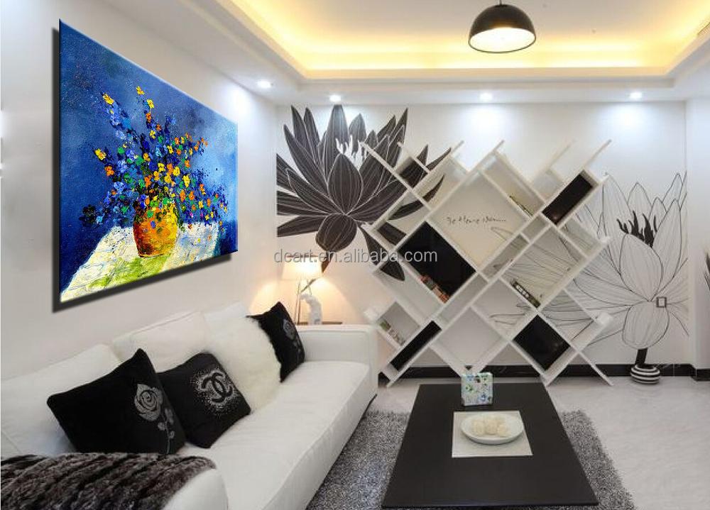 Pittura Moderna Per Interni Decorazioni Per La Casa Salvarlaile Com