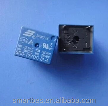 Smart Electronics~Original New Relay 12V SRS-12VDC-SL and 12v latching relay