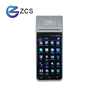 Excellent Design ZCS Z91 Android 4G handheld POS terminal, Thermal Printer &NFC Reader & Barcode Scanner for Parking /Lottery