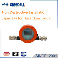 feul level switch liquid level control with probe installed on external surface of tank wall safe and conveinient