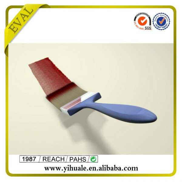 Synthetic fiber paint brush