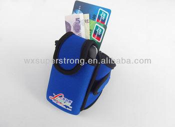 2016 Round Shape Neoprene Waterproof Arm Phone Case/ Waist Bag ...