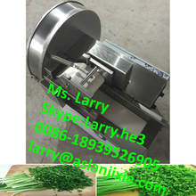 Green Onion Cutter/Automatic Pepper Mesin Pemotong/Daun Bawang Mengiris Mesin