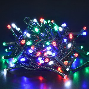 Garlands strip 300 LED home outdoor holiday 3mx3m christmas decorative wedding xmas string fairy led curtain lights