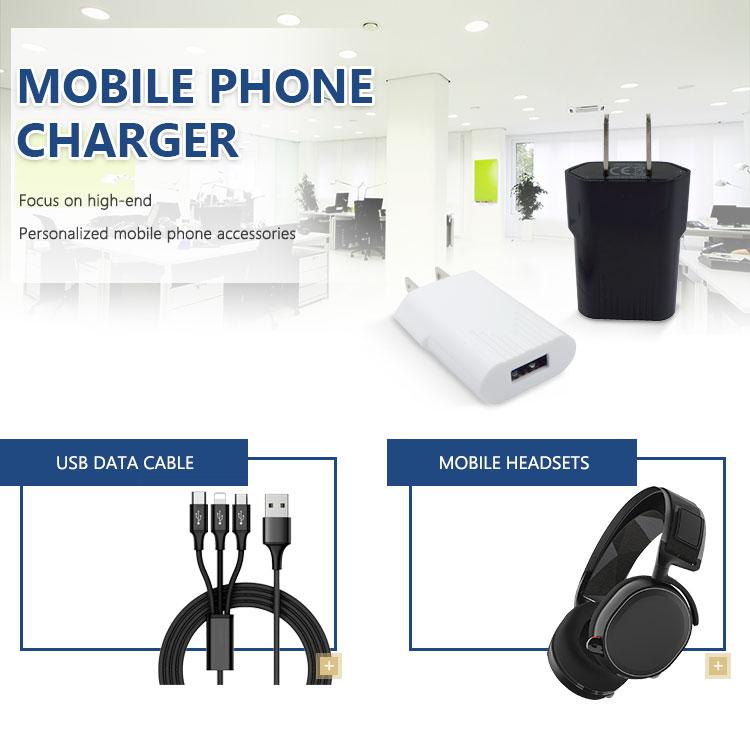 FLASH KOOP anti-kras, anti-vuil dual usb wall charger adapter voor mobiele ohone en tablet opladen