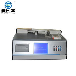 Auto plastic film ISO8295 TAPPIT816 coefficient of static friction meter