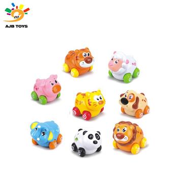 Mini Animaux Dessin Animé Friction Voiture Jouets Pour Bébé Mini Voiture En Plastique Buy Mini Voiture Voiture De Friction Voiture De Jouet En