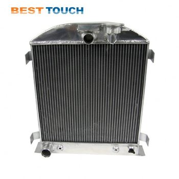 24-27 At/Mt 1917-1927 Car Radiator In Car For Ford