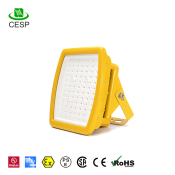 IP68 UL DLC 150w led explosion proof floodlight with 5 years warranty