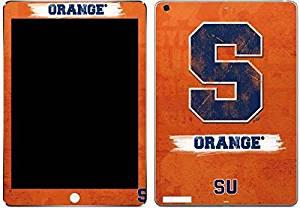 Syracuse University iPad Air Skin - Syracuse Distressed Vinyl Decal Skin For Your iPad Air