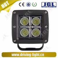 automobiles & motorcycles IP 67 waterproof off road cordless led work light for suv,atv, heavy duty vehicles.