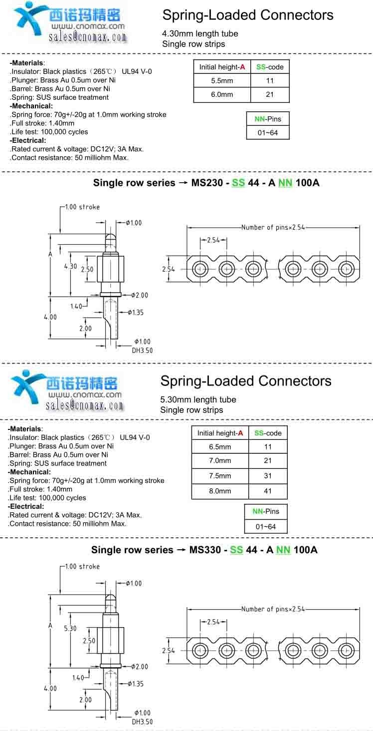 9 Pin Connector Electrical Connectors Amp Butt Diagram 9pin For 43mm Length Tube