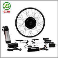 CZJB-205/35 48v 1000w e bike gearless engine conversion kit