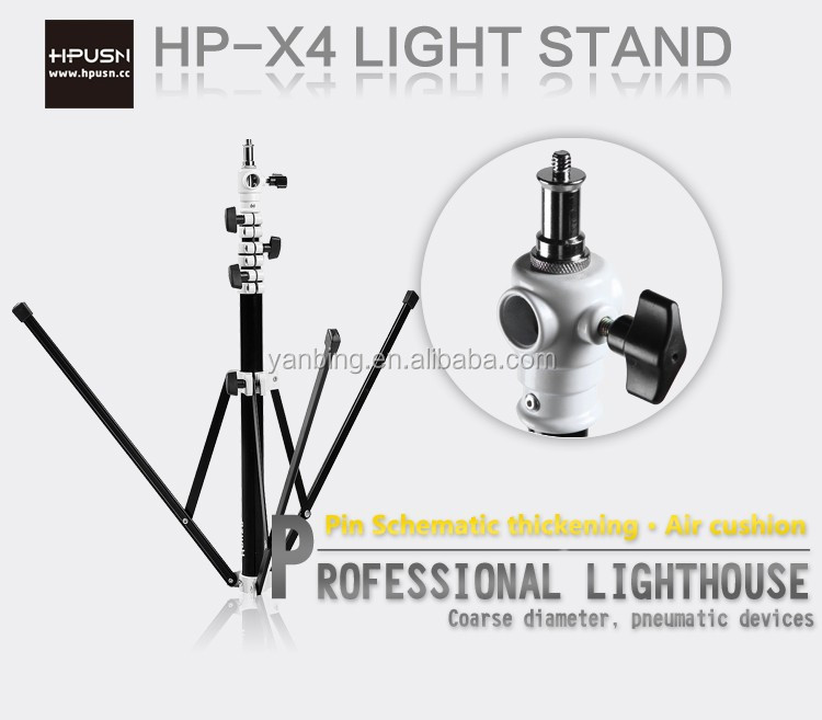 Professional photographic equipment portable multi-function flexible light stand