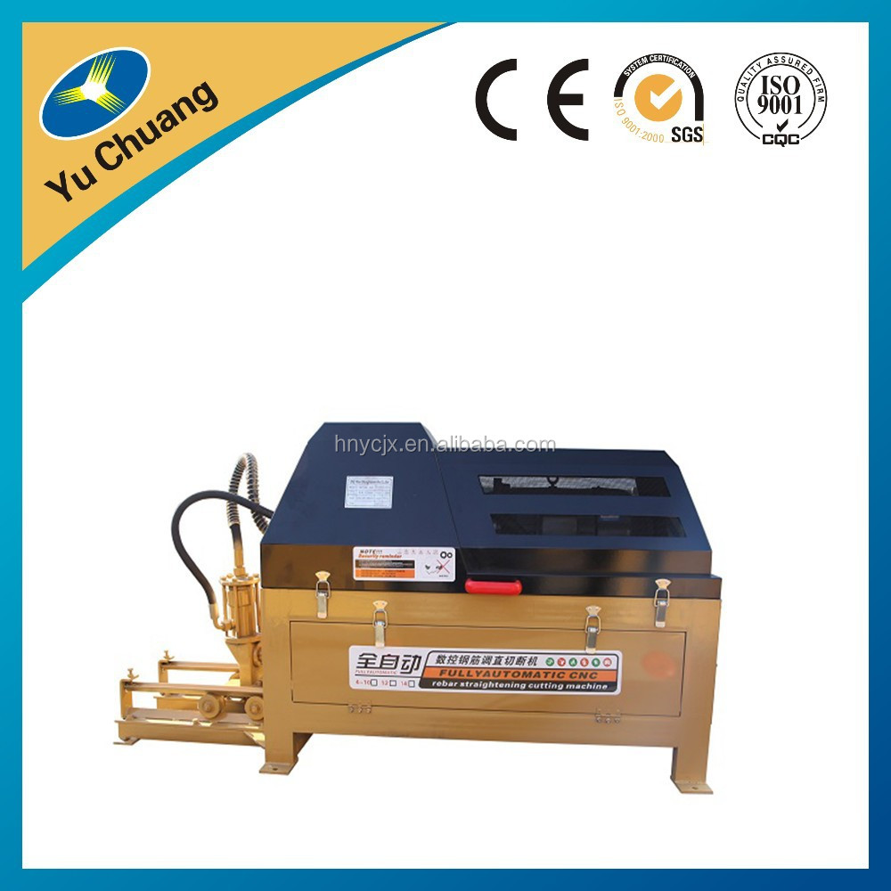 Best automatic coiled wire straightener and cutter machine for sell.