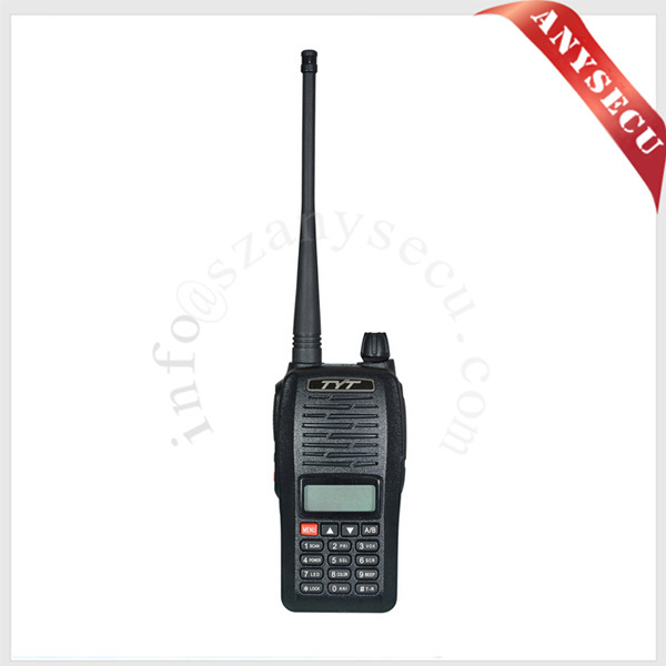 audio tour guide system tyt 5Watt portable radio th-f2 vhf 136-174MHz multiband walkie-talkie transceiver