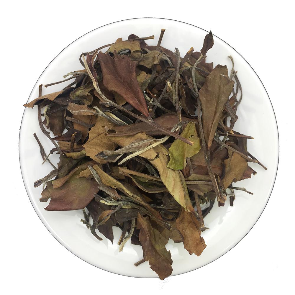 Chinese Wholesale Famous Brands Organic Loose Leaf Silver Needle White Tea Certified Organic Tea - 4uTea   4uTea.com