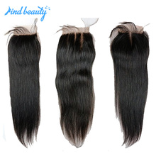 Most Popular Shed Free Hair Closure Extension