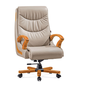 hot selling task red leather office chair no arms