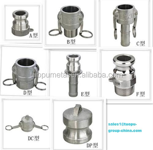 Stainless Steel Hydraulic Quick Coupler Stainless Steel