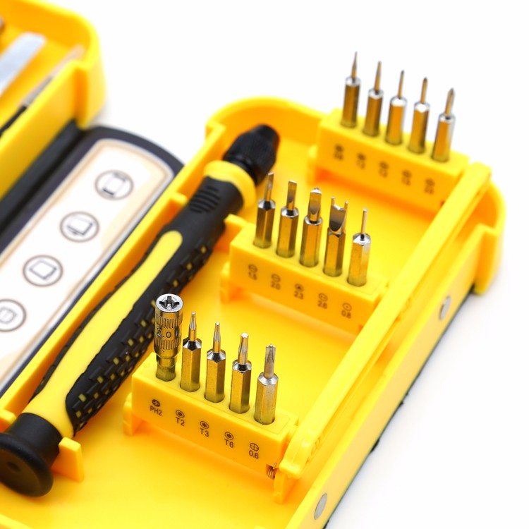21 in 1 Premium Screwdriver Tweezers Set Precision Screwdriver Phone Repair Tools Kit Fix for iPhone Laptop PC Watch Macbook