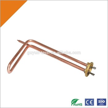 electric water heating element heating controller