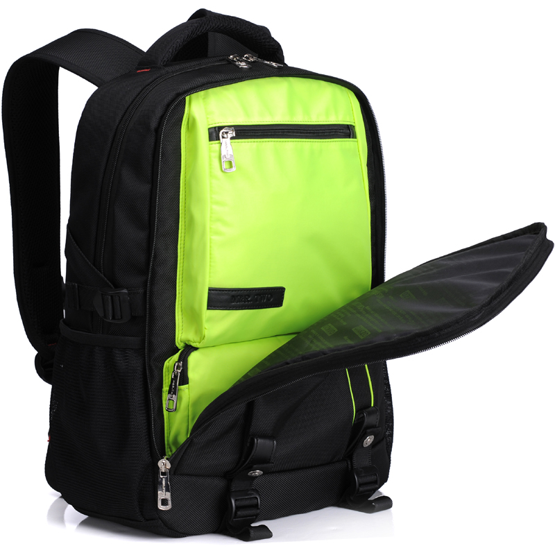 Laptop Backpack Men's Travel Bags 2017 Multifunction Rucksack Waterproof Oxford Black School Backpacks For Teenagers