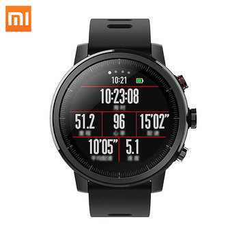 Multifunction GPS+ Glonass Sport Smart Bluetooth Watch Amazfit Xiaomi Huami 2
