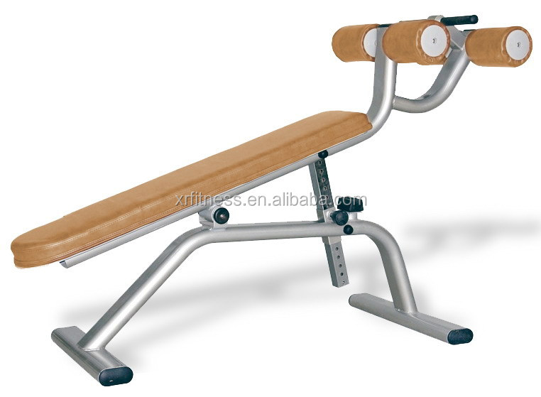 Exercise Bench Type Adjustable Ab Sit-up Bench/abdominal Crunch ...
