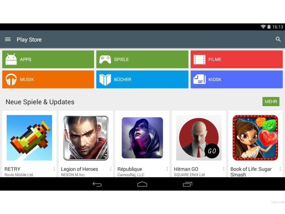 7-zoll-androiden internet-radio-touchscreen als soundpad, smart tv ... - Bluetooth Radio Küche