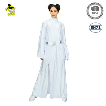 Princess leia cosplay costume sexy