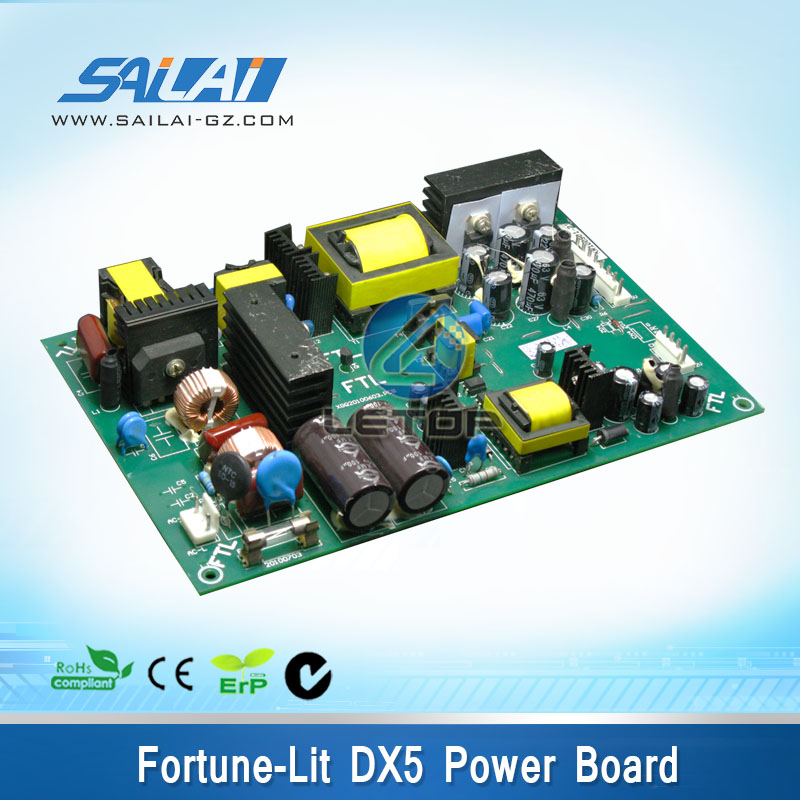 fortune-lit dx5 inkjet printer power control board